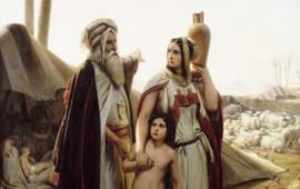 Hagar chassée par Abraham