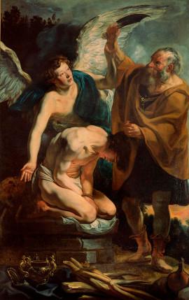 Le sacrifice d'Isaac