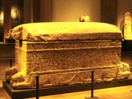 Sarcophage d'Ahiram - Ugarit