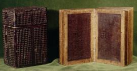 Codex de tablettes de bois