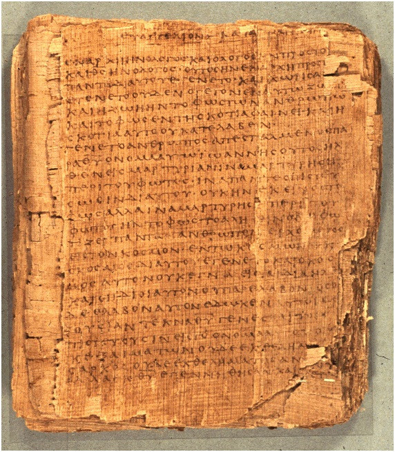Codex de l'évangile de Jean