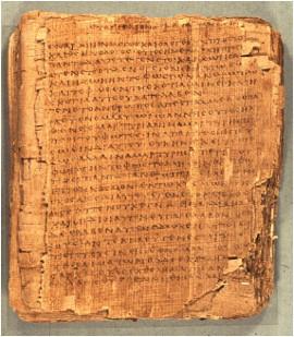 Codex évangile de Jean