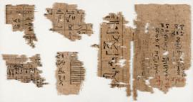 Papyrus d'Abousir British Museum