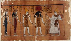 Papyrus Harris Ramsès III