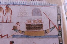 Le bateau de Menna