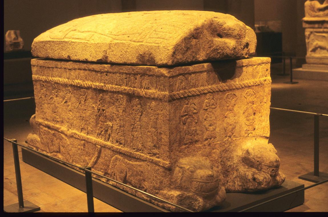 Sarcophage Ahiram 2
