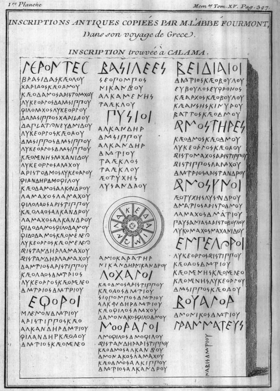 1740-inscription-grecque-abbé-fourmont